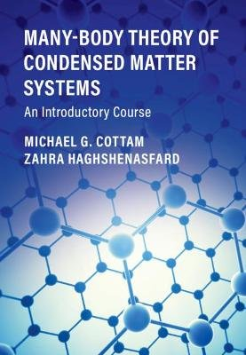 Many-Body Theory of Condensed Matter Systems - An Introductory Course (Hardcover): Michael G. Cottam, Zahra Haghshenasfard