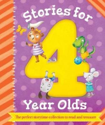 Stories for 4 Year Olds (Book):