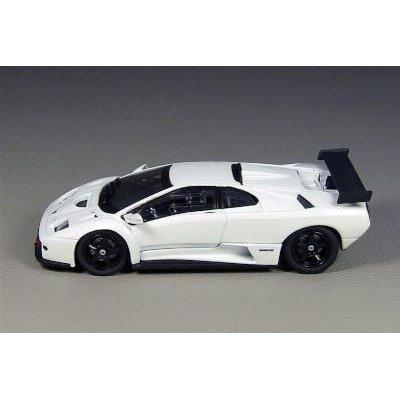 Models Kyosho Lamborghini Diablo Gtr S 1 43 White Was Listed