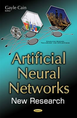 Artificial Neural Networks - New Research (Hardcover): Gayle Cain