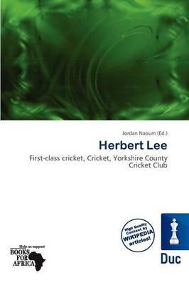 Herbert Lee (Paperback): Jordan Naoum