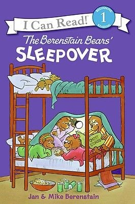 The Berenstain Bears' Sleepover (Hardcover): Jan Berenstain