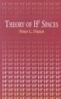 Theory of Hp Spaces (Hardcover): Duren