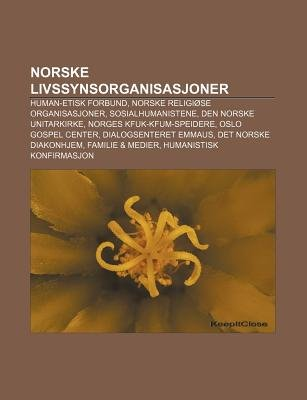 Norske Livssynsorganisasjoner - Human-Etisk Forbund, Norske