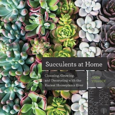 Succulents at Home - Choosing, Growing, and Decorating with the Easiest Houseplants Ever (Paperback): John Tullock
