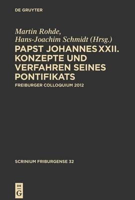 Papst Johannes XXII (English, German, Electronic book text): Hans-joachim Schmidt, Martin Rohde