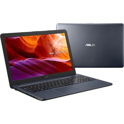 "Asus VivoBook  X543UA  15.6"" Core i3 Notebook - Intel Core i3-6100U, 1TB HDD, 4GB RAM, Windows 10 Home (64-Bit):"