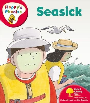 Oxford Reading Tree: Level 4: Floppy's Phonics: Pack of 6 books (1 of each title) (Paperback): Roderick Hunt