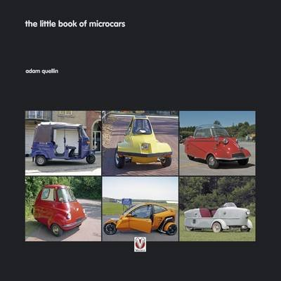 The little book of microcars (Electronic book text): Adam Quellin