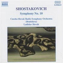 Various Artists - Symphony No. 10 (CD): Keith Anderson, Ladislav Slovak, Leos Komarek, Hubert Geschwandtner, Dmitri...