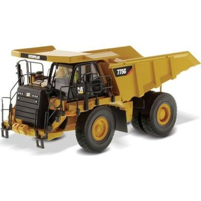 Diecast Masters CAT 775G Off-Highway Truck (1:50):