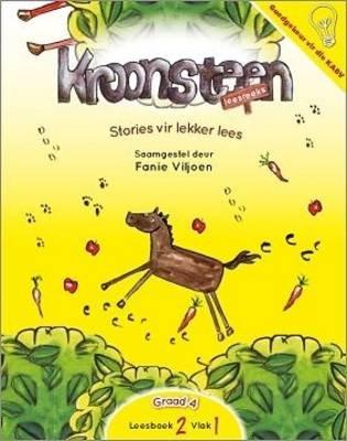 Stories Vir Lekker Lees, Leesboek 2 Vlak 1 - Gr 4 - 6 (Afrikaans, Paperback): Fanie Viljoen