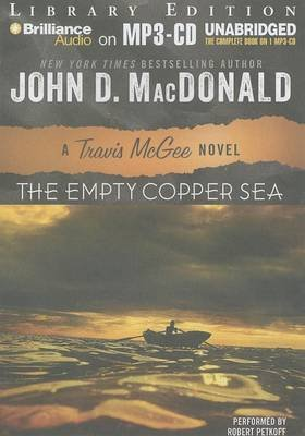 The Empty Copper Sea (MP3 format, CD, Library): John D. MacDonald