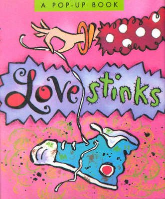 Love Stinks Pop-up (Hardcover): Mini Books Doubleday