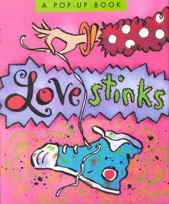 Love Stinks Pop-up (Hardcover): Mini Books Doubleday