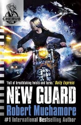 New Guard - Cherub: Book 17 (Paperback): Robert Muchamore