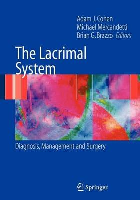 The Lacrimal System (Paperback): European Society Of Neuroradiology
