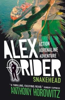 Snakehead (Paperback): Anthony Horowitz