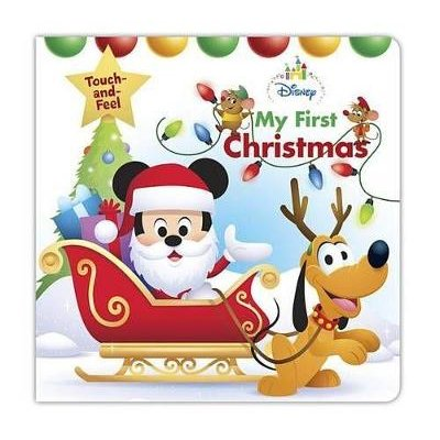 My First Christmas (Board book): Disney Book Group