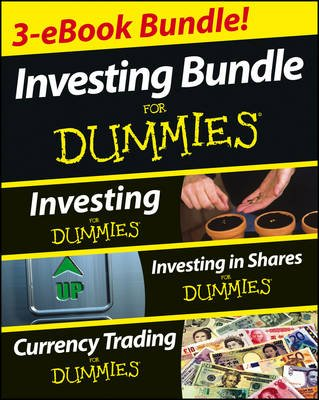 Investing For Dummies Three E Book Bundle Investing For Dummies