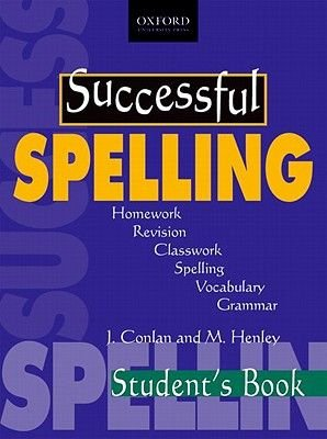 Successful Spelling - Student's Book (Paperback): Conlan