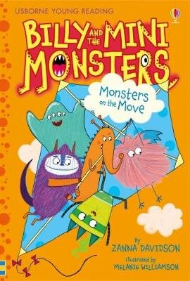 Billy and the Mini Monsters 6: Monsters on the Move (Hardcover): Zanna Davidson