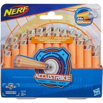 Nerf N-Strike Elite Accu Series Refill Toy, Pack of 24: