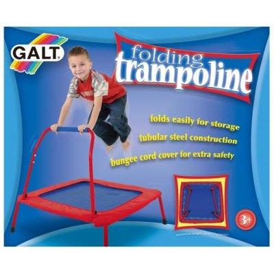 Galt Folding Trampoline: