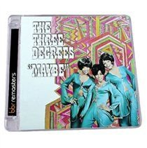 The Three Degrees - Maybe (CD): The Three Degrees