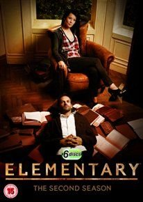 Elementary: The Second Season (DVD): Jonny Lee Miller, Jon Michael Hill, Susan Pourfar, Lucy Liu, Ato Essandoh, Aidan Quinn