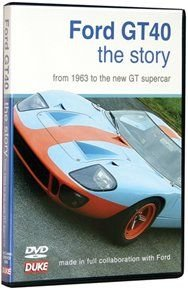 Ford Gt The Story Dvd