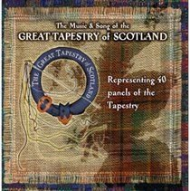The Music & Song of the Great Tapestry of Scotland (CD, Boxed set): Various Artists