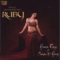 Hossam Ramzy - Ruby (Classical Egyptian Bellydance) (CD): Hossam Ramzy