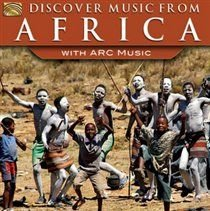 Discover Music from Africa With Arc Music (CD): Various Artists