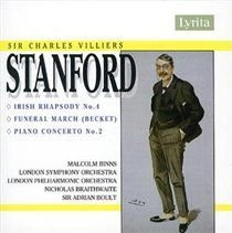 Various Artists - Irish Rhapsody No. 4, Funeral March (Boult, Lpo) (CD): Sir Charles Villiers Stanford, Malcolm Binns, London...