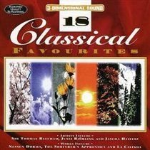 Various Composers - 18 Classical Favourites Sampler (CD): Various Composers