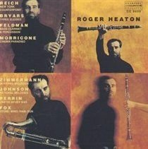 Various Artists - Three Elegies for Nine Clarinets (CD): Various, Roger Heaton, Dave Smith, Simon Limbrick
