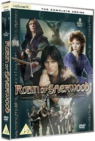 Robin of Sherwood: The Complete Collection (DVD): Michael Praed, Jason Connery, Nikolas Grace, Judi Trott, Clive Mantle, Peter...