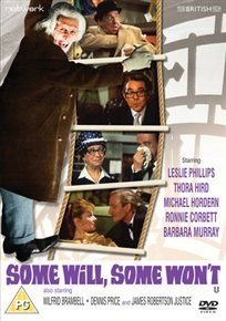 Some Will, Some Won't (DVD): Ronnie Corbett, Thora Hird, Michael Hordern, Barbara Murray, Leslie Phillips, James Robertson...