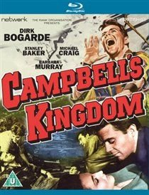 Campbell's Kingdom (Blu-ray disc): Michael Craig, Robert Brown, John Laurie, Stanley Baker, James Robertson Justice,...