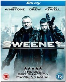 The Sweeney (Blu-ray disc): Damian Lewis, Hayley Atwell, Ray Winstone, Allen Leech, Steven Mackintosh, Alan Ford, Ben Drew,...
