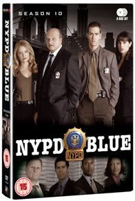 NYPD Blue: Season 10 (DVD): Dennis Franz, Gordon Clapp, Jimmy Smits, Sharon Lawrence, James McDaniel, Nicholas Turturro, Kim...
