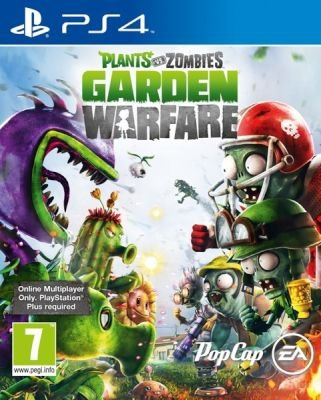 Plants vs. Zombies - Garden Warfare (Online Multiplayer Only - PlayStion Plus Required) (PlayStation 4):