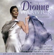 Dionne Warwick - Best Of, The: The Return (CD): Dionne Warwick