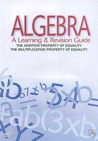 Algebra: Learning and Revision Guide - 1 (DVD):