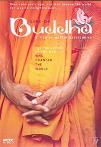 Life of Buddha (English, French, German, DVD):
