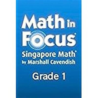 Hmh Math in Focus, Spanish - Extra Practice Workbook, Book a Grade 1 (English, Spanish, Paperback): Houghton Mifflin Harcourt