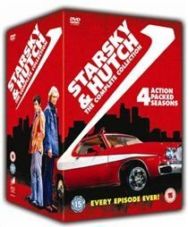 Starsky And Hutch The Complete Selection - Seasons 1 - 4 (English & Foreign language, DVD, Boxed set): Elisha Cook Jr, George...