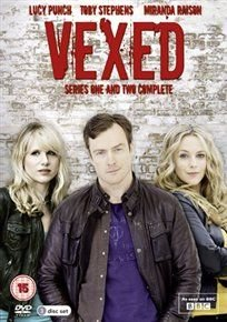 Vexed: Series 1 and 2 (DVD): Toby Stephens, Lucy Punch, Ronny Jhutti, Rory Kinnear, Roger Griffiths, Miranda Raison