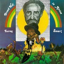 Leroy Smart - Dread Hot in Africa (Vinyl record): Leroy Smart